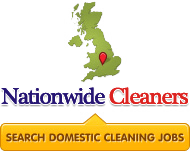 Nationwide Cleaner Jobs